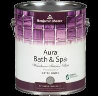 Aura® Bath & Spa Beltéri festék