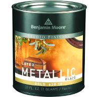 Metallic Glaze